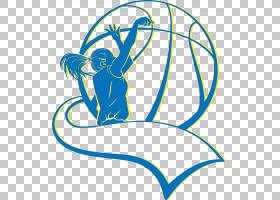 篮球卡通,线路,喙,圆,面积,线条艺术,球,团队运动,运动员,体育,女图片