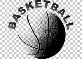 篮球徽标,黑白,圆,徽标,足球,球,女子篮球,体育,篮板,篮球,图片