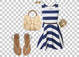 儿童节,白色,蓝色,波尔卡点,泡泡纱,水手礼服,短裤,童装,水手服,