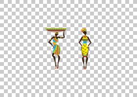 水彩背景,线路,黄色,当代艺术,女性,肖像,非洲艺术,Zazzle,画布打