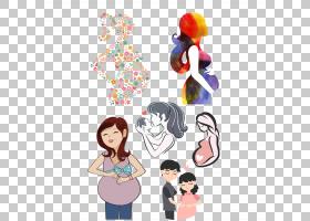 怀孕动画,剪影,孩子,产妇健康,女人,母亲,动画,绘图,卡通,怀孕,图片