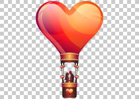 热气球,热气球,家庭,妻子,坠入爱河,女人,礼物,心,浪漫,气球,热气图片