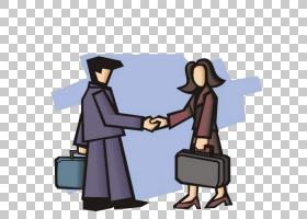 女卡通,男性,专业,作业,对话,沟通,公共关系,女人,电视,手,漫画,