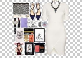 女卡通,白色,T恤,套筒,时装设计,着装,女性,服装,裙子,女人,时尚,