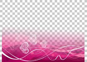 爱情背景功能区,洋红色,线路,天空,符号,浪漫,海报,粉色丝带,爱,图片