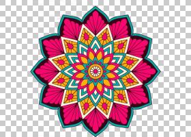 粉红色花卡通,圆,洋红色,窗口,材质,花瓣,对称性,叶,花,粉红色,孩