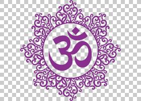 粉红色花卡通,圆,紫罗兰,线路,文本,紫色,面积,花,粉红色,印度教,