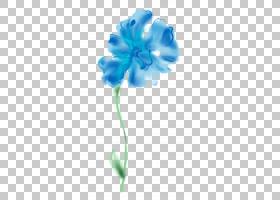 鲜花婚礼请柬水彩,植物茎,切花,植物,花瓣,绿松石,蓝色,花束,颜色