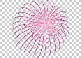 粉红色花卡通,洋红色,圆,线路,花瓣,对称性,叶,花,植物,线条艺术,