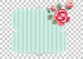粉红色花卡通,矩形,绿色,花瓣,玫瑰家族,玫瑰秩序,花,粉红色,书,