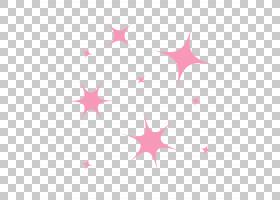 粉红色花卡通,线路,星形,花瓣,对称性,叶,花,粉红色,牙科,紫色,丁