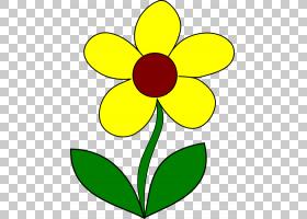 粉红色花卡通,线路,植物茎,花卉设计,花瓣,对称性,向日葵,叶,植物