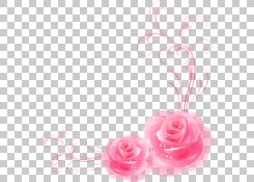 粉红色花卡通,花卉设计,花瓣,玫瑰秩序,玫瑰家族,桃子,心,模板,花