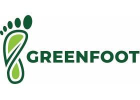 脚印Logo设计