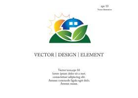 房地产建筑主题LOGO设计