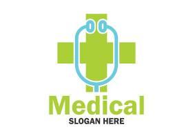 医疗卫生主题LOGO设计