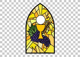 花线艺术,窗口,对称性,面积,线路,材质,彩色玻璃,花,黄色,耶稣,第