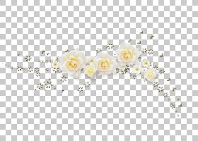 花卉剪贴画背景,身体首饰,头戴式耳机,首饰,发饰,切花,植物,花,黄