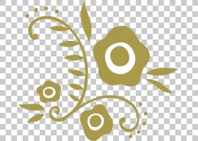 Motif背景,植物,圆,线路,水果,植物群,叶,文本,黄色,徽标,花,主题