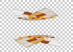 方形抽象背景,家具,矩形,线路,表,橙色,黄色,材质,地板,角度,正方