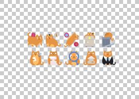 CAT绘图,徽标,橙色,文本,线条艺术,绘图,Fotolia,猫,