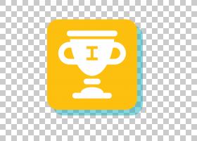 奖杯图标,图标,矩形,字体,线路,徽标,橙色,标志,文本,面积,正方形