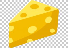 奶酪卡通,矩形,线路,橙色,材质,骰子,角度,正方形,黄色,乳制品,食