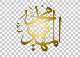 伊斯兰教符号,线路,徽标,花,黄色,身体首饰,材质,符号,文本,角度,