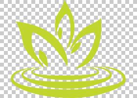 绿叶徽标,线路,徽标,植物茎,绿色,花,黄色,圆,树,符号,文本,面积,