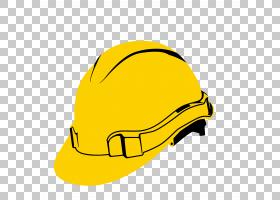 自行车卡通,线路,头盔,个人防护装备,黄色,帽,动画,滑雪头盔,安全图片