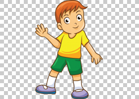 儿童卡通,男性,体育器材,绿色,娱乐,男人,线路,关节,手,足球,球,图片