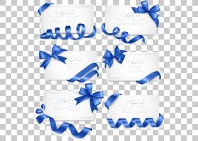 蓝色背景功能区,线路,徽标,电蓝,文本,领带,礼物,蝴蝶结,装饰盒,