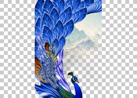 纸花,花,礼物,绘画,绘图,刺绣,Zazzle,颜色,鸟,羽毛,孔雀,纸张,
