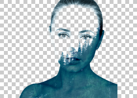 3D背景,肖像,人,鼻子,下巴,前额,脸,面部毛发,下颚,颈部,头部,3D