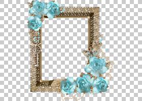 蓝花框,发饰,首饰制作,身体首饰,绿松石,相框,首饰,水,蓝色,绘画,