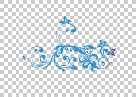 蓝花框,线路,徽标,圆,文本,面积,蓝色,绘图,花,花卉设计,装饰,相