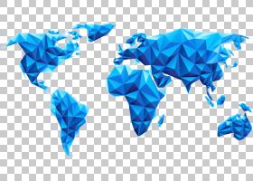 几何形状背景,水,花瓣,绿松石,蓝色,信息图,几何形状,低多边形,地