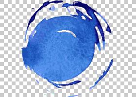 创作背景,圆,世界,电蓝,创造性工作,油漆,免费,涂鸦,水彩画,蓝色,