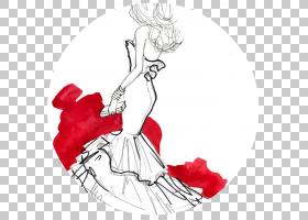 黑白花,时装设计,爱,服装设计,树,线路,肌肉,花瓣,手臂,人体,手,