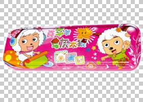 粉红色花卡通,播放,玩具,粉红色,喜羊羊和大灰狼,水彩画,花,红色,