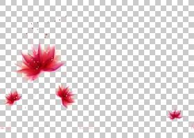 粉红色花卡通,红色,洋红色,线路,花瓣,花,粉红色,桌面环境,计算机