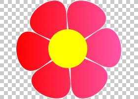 玫瑰花图画,线路,圆,黄色,花瓣,洋红色,野花,网站,玫瑰,绘图,花,