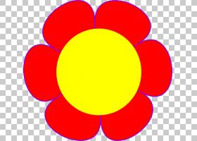粉红色花卡通,圆,线路,点,花瓣,面积,对称性,蓝色,粉红色的花,颜