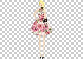 芭比娃娃卡通,鞋,芭比娃娃,时装设计,服装,服装设计,玩偶,着装,日