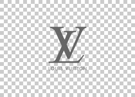 路易威登标志,图,角度,黑白,符号,面积,线路,黑色,白色,文本,单字