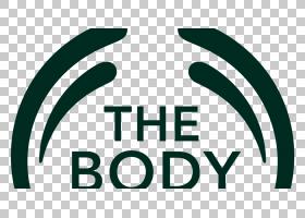 Body Shop徽标,符号,标志,标牌,沟通,圆,面积,线路,文本,Body Sho