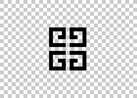 Calvin Klein徽标,矩形,符号,线路,编号,文本,面积,角度,休伯特・