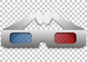 太阳镜绘图,矩形,太阳镜,眼镜,角度,绘图,电影,浮雕3D,3D电影,眼