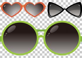 卡通太阳镜,线路,绿色,时尚,眼睛保护,眼镜,飞行员太阳镜,雷班,Ra