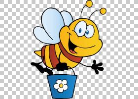 黑白花,幸福,线路,黑白,花,黄色,食物,面积,笑脸,绘图,蜂箱,大黄